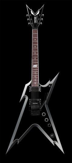 Guitarra Dean Dime Razorback.