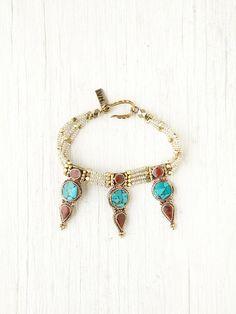 Free People Sweet Antiquity Bracelet, $190.00