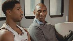 New Apple TV ads titled Father Time features Kobe Bryant and Michael B. Apple Tv, Michael Jordan, Tv Fr, Jordan Videos, Celebrity Branding, Kobe Bryant Nba, Basketball News, Father Time, New Fathers