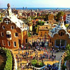 Park G眉ell, Barcelona (Spain)
