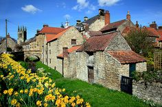 Helmsly, North Yorkshire, England