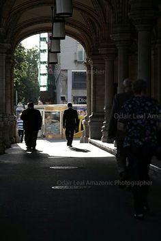 Um olhar sobre velho mundo! Foto: Odair Leal