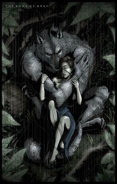 How you doing kiddo #werewolf  #werewolves