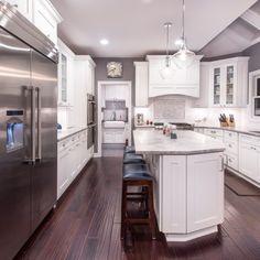 Elegant forevermark Cabinets Ice White Shaker