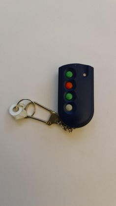 Garage Door Remote Control, Personalized Items, Buttons, Plugs
