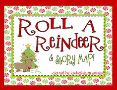 FREE Roll a Reindeer