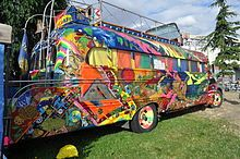 The Merry Pranksters were a group of people who formed around American author Ken Kesey in 1964 and sometimes lived communally at his homes in California and Oregon. The group promoted the use of psychedelic drugs. Their motto was Never Trust a Prankster. Motorhome, Vietnam Protests, Ken Kesey, Psychedelic Drugs, Hippie Movement, Creedence Clearwater Revival, Bus Life, Summer Of Love, Woodstock