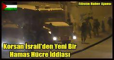 """İşgal rejimi iç istihbarat teşkilatı """"Şabak"""", konuyla ilgili yayınladığı bildiride, hücre üyelerinin kamp yakınlarındaki 60 nolu yol üzerinde Yahudi yerleşimcilere ve işgal güçlerine ateş açtığını söyledi.   #filistin haber #hamas hücre #israil hamas #israil istihbarat #şabak"""