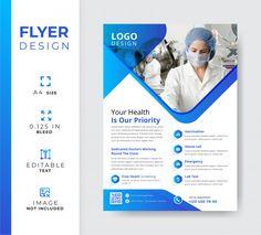 Graphic Design Flyer, Brochure Design, Logo Design, Business Flyer Templates, Flyer Design Templates, Indesign Free, Business Poster, Flyer Design Inspiration, Marketing Flyers