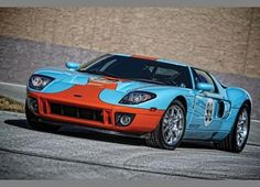 2006 Ford GT Heritage Edition | 883 | Photo 1 Full Size