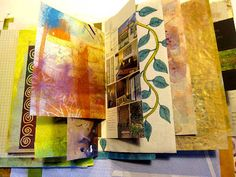 Various page sizes  Ro Bruhn Art