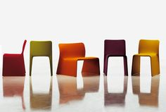 Glove Lounge Chair by Molteni & C