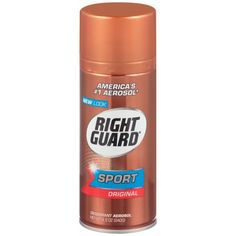 Right Guard® Original Sport Aerosol Deodorant 8.5 oz. Aerosol Can