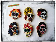 Day of Death Cookies