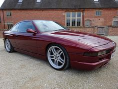 BMW 850 CI AUTO 1993 COVERED 82K MLS FROM NEW - RARE ONLY 24 AUTOS LEFT IN UK | eBay