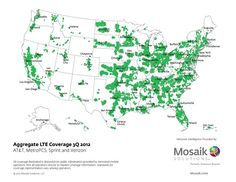 What The TMobile And MetroPCS Merger Means For You Maps - Metro pcs us coverage map