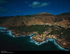 Kristel - Algérie. Vue du ciel