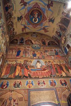 dealu monastery – religious paintings     Paul Militaru