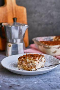 Tejberizs tiramisu recept | Street Kitchen Tiramisu, French Toast, Pie, Breakfast, Desserts, Street, Food, Kitchen, Torte