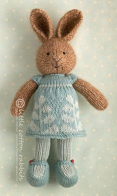 Little cotton rabbit 3