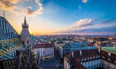 Watch This Timelapse of the Beautiful the Austrian Capital, Vienna