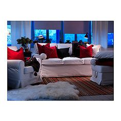 IKEA - LUDDE, Peau de mouton, La laine est un matériau peu salissant et très résistant à l'usure.