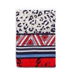 Tenue festival - foulard Zara