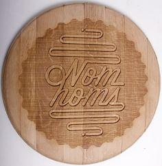 http://www.behance.net/gallery/Wood-Typography-Engraving/2302854