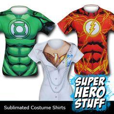 Awesome Costume Shirts