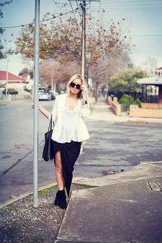 Silver Sequins & Winter Whites