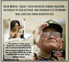 Redistribution of wealth? Hypocrite
