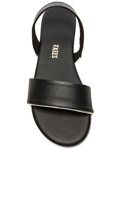 Shop for TKEES Charlie Sandal in Gold Series at REVOLVE. Free 2-3 day shipping and returns, 30 day price match guarantee.