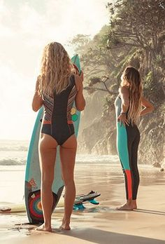 Womens Wetsuits & Girls Wetsuits - Rip Curl #girlzactive #wetsuits