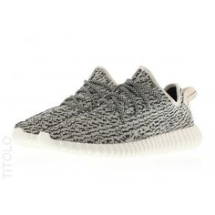 Kanye West x Adidas Yeezy Boost 350 ($235) ❤ liked on Polyvore featuring shoes, adidas and sneakers