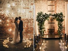 Estilo Industrial para Casamentos | Lápis de Noiva