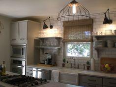 Nice white kitchen