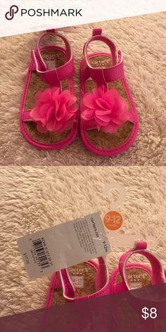 Sandals Brand new pink sandals Carter's Shoes Sandals & Flip Flops