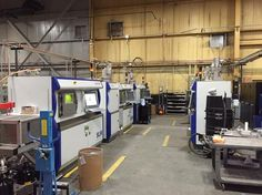 GE Power & Water's temporary additive manufacturing work station in Greenville, SC. (Image: GE Power & Water)