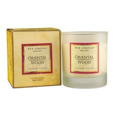 Oriental Woods Candle by Wax Lyrical