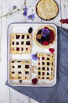 ... berry pie ...