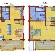Croquis De Casas Por Dentro Faciles Planos de casas