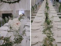 Bohemian inspired vineyard wedding by Sarah McEvoy