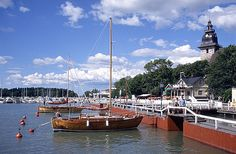 Naantali, Finland - 14 more months! Places Ive Been, Places To Go, Helsinki, Oslo, Information Center, Good Neighbor, Archipelago, Summer Sun, Old Town