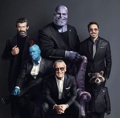 Happy Fathers Day #Marvel #stanlee #cosplayclass