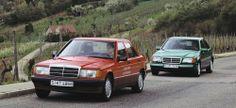 Mercedes-Benz C-Klasse als Trendsetter in Sachen Antriebstechnik
