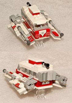Mini VW Bus x Snow Speeder #FBTB #StarWarsify