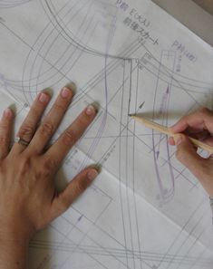 "TIPS: ""Japanese Crafting with Mari: Drafting Japanese Sewing Patterns"" from: http://www.purlbee.com/japanese-pattern-drafting-tuto/"
