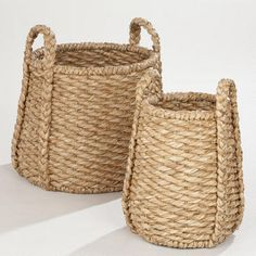 Natural Carrie Tub Basket Collection