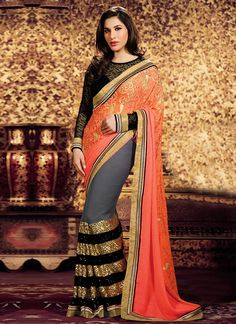 http://www.sareebuzz.in/sarees/competent-orange-and-grey-weight-less-zari-work-saree-6988 Competent Orange And Grey Weight Less Zari Work Saree Color : Grey Orange Occasion : Ceremonial Reception Fabric : Georgette Weight Less Work : Embroidered Zari Item Code: : 6988 For Inquiry Or Any Query Related To Product, Contact :- +91 9974 111 22