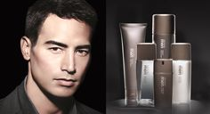 ARTISTRY Men's Skin care collection. Not yet available in the US unfortunately. Men need to take care of their skin too.